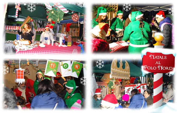 Allestimento Villaggio Di Babbo Natale.Il Villaggio Di Babbo Natale Comitato Genitori Copernico