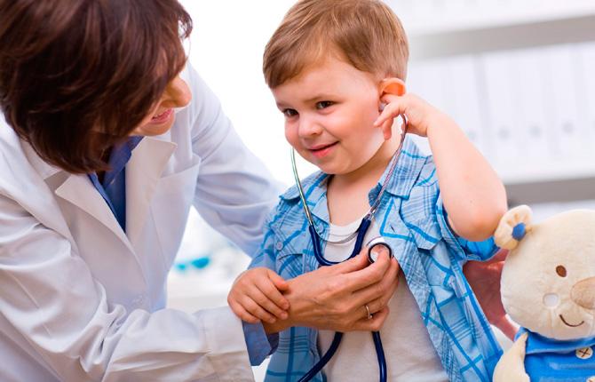 guardia medica bambini)