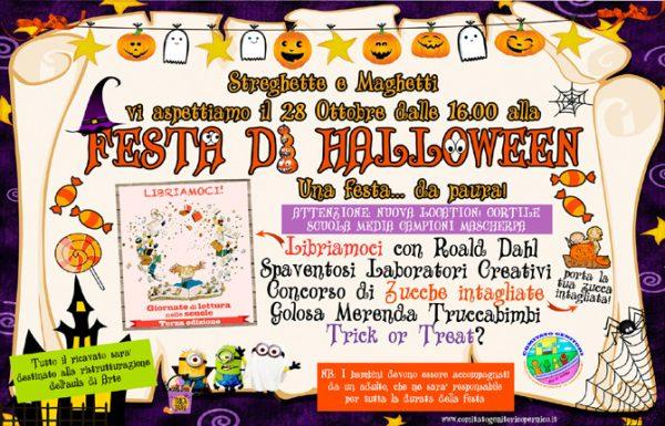 Festa di Halloween - Comitato Genitori Copernico c52f01ede466