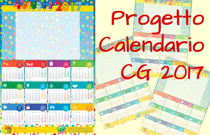 Célèbre Progetto Calendario 2017 - Comitato Genitori Copernico IV27