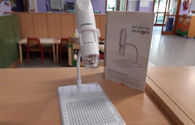 Microscopio Cabassina